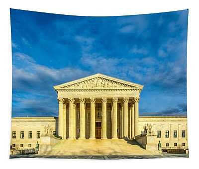 Equal Justice Under Law Tapestry