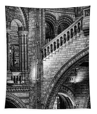 Escheresq Bw Tapestry
