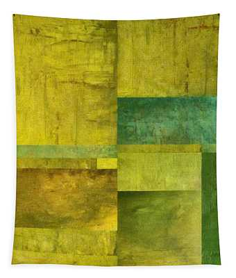 Essence Of Green Tapestry