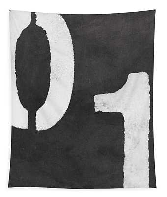 Even And Odd Numbers Tapestry