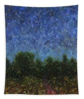 Evening Star Tapestry