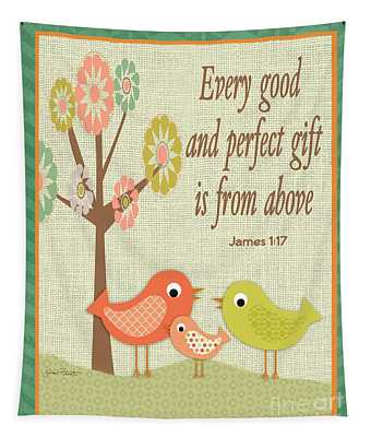 Every Good Gift Tapestry