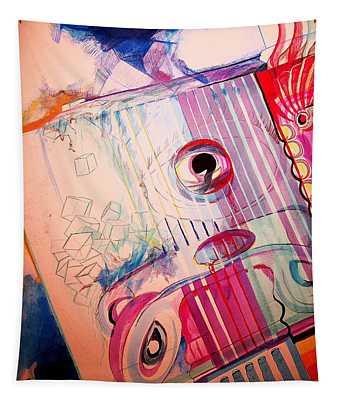 Eye On Art Tapestry
