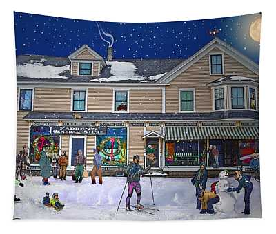 Faddens General Store In North Woodstock Nh Tapestry