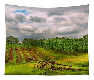 Farm - Organic Farming Tapestry