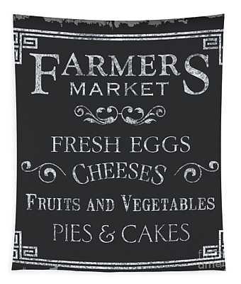Farmers Market Tapestry