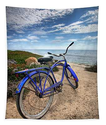 Fat Tire Tapestry