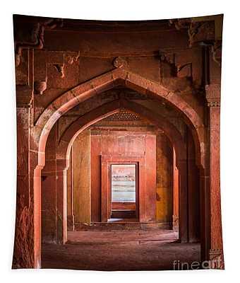 Fatehpur Sikri Entrance Tapestry