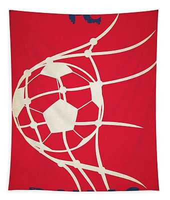 Fc Dallas Goal Tapestry
