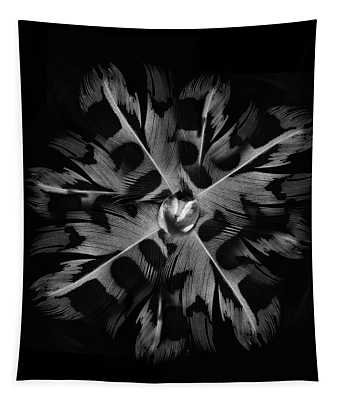 Feather Flower Tapestry