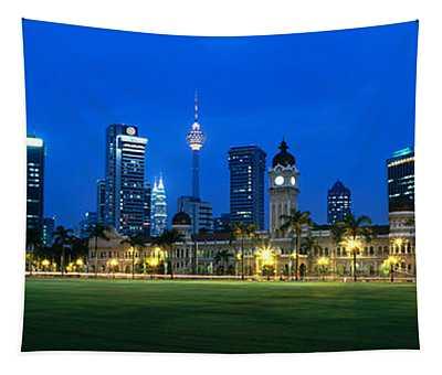 Federal Secretariat Kuala Lumpur Tapestry
