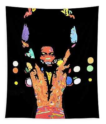 Fela Kuti Tapestry