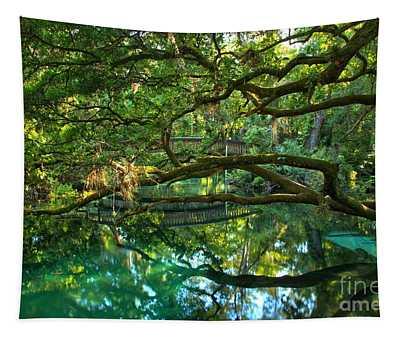 Fern Hammock Tapestry