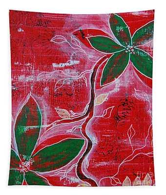 Festive Garden 1 Tapestry