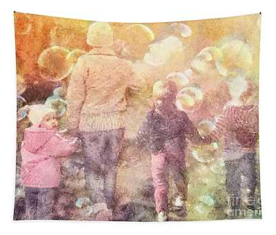 Finding Neverland Tapestry