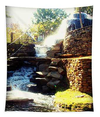 Finlay Park Fountain Tapestry