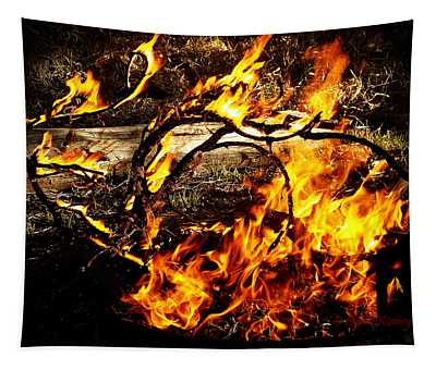 Fire Fairies Tapestry