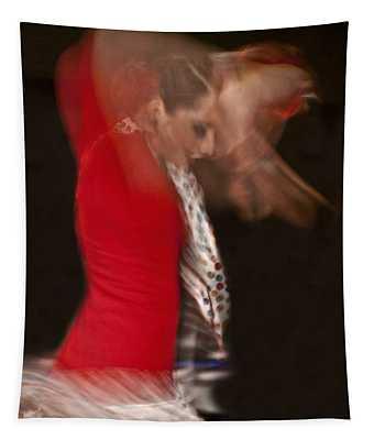 Flamenco Series 3 Tapestry
