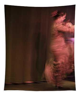 Flamenco Series 8 Tapestry