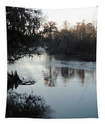 Flint River 20 Tapestry