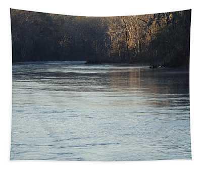 Flint River 31 Tapestry
