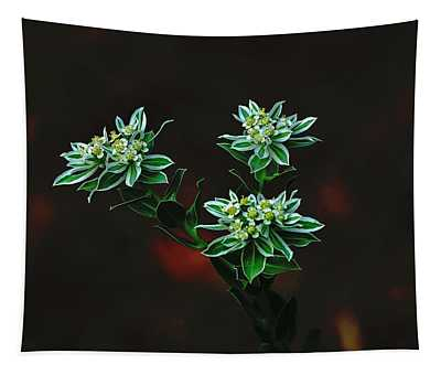 Floating Petals Tapestry