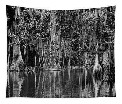 Florida Naturally 2 - Bw Tapestry