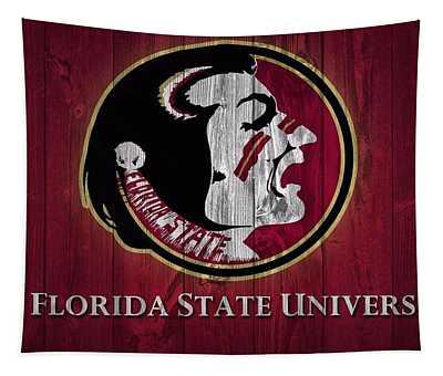 Florida State University Barn Door Tapestry