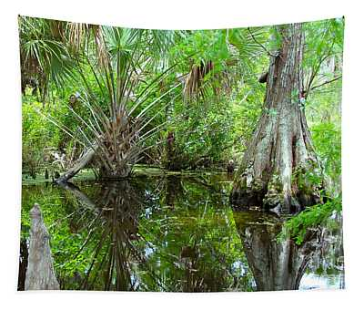 Florida Wetland Tapestry