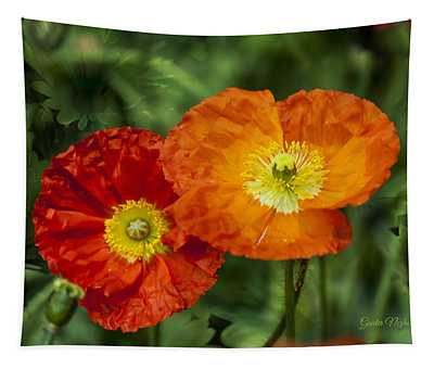 Flowers In Kodakchrome Tapestry