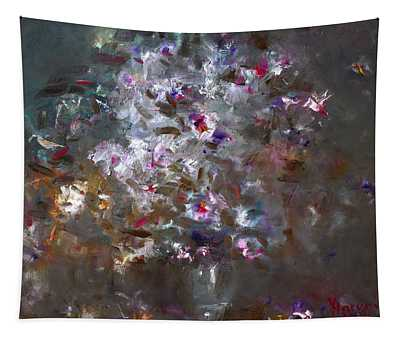 My Flowers Tapestry