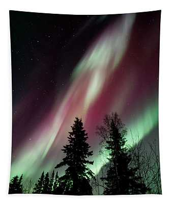 Flowing Colours Tapestry