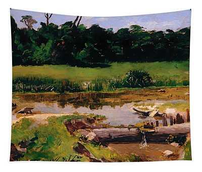 Fluvial Landscape Tapestry