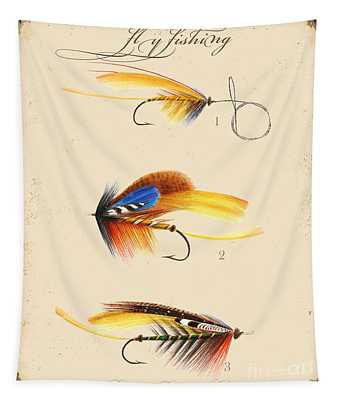 Fly Fishing-jp2094 Tapestry