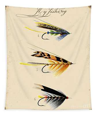 Fly Fishing-jp2095 Tapestry