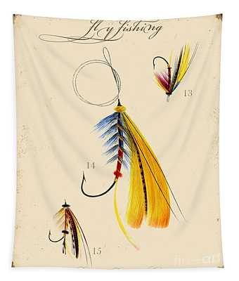 Fly Fishing-jp2098 Tapestry