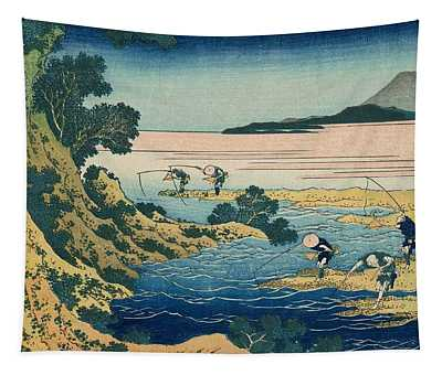 Fly-fishing Tapestry