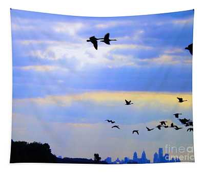 Fly Like The Wind Tapestry