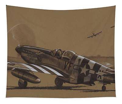Flying Dutchman Tapestry