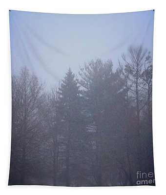 Fog And Mist Tapestry
