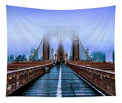 Fog Over The Brooklyn Tapestry