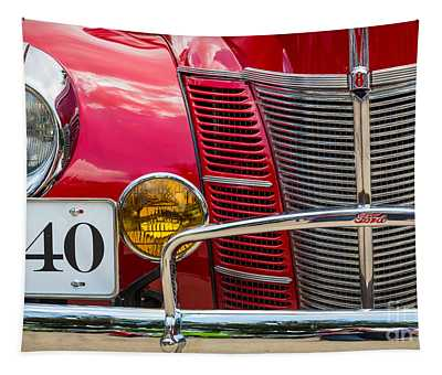 Ford 01a Deluxe Coupe Tapestry