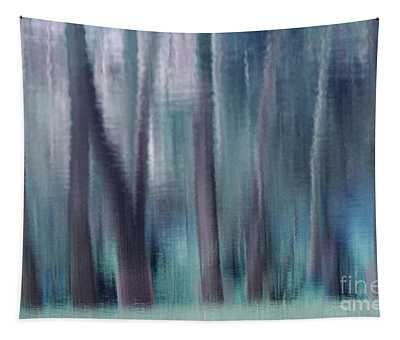 Forest Impressions 1 Tapestry
