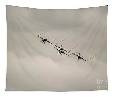 Formation Flying Tapestry