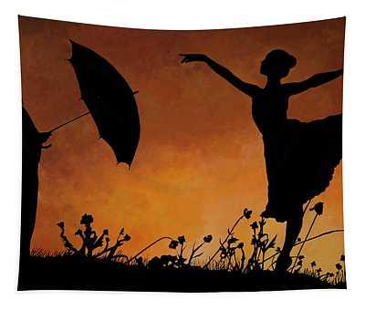 Forse Non Piove Tapestry