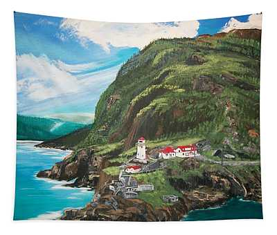 Fort Amherst Newfoundland Tapestry