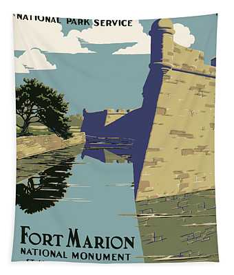 Fort Marion National Monument Tapestry