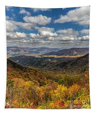Fort Mountain Tapestry