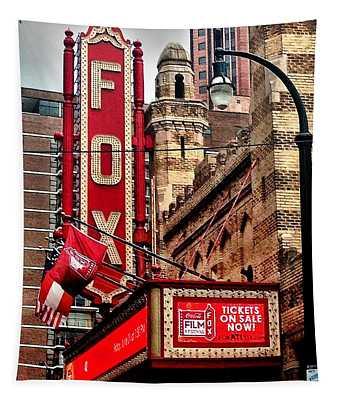 Fox Theater - Atlanta Tapestry