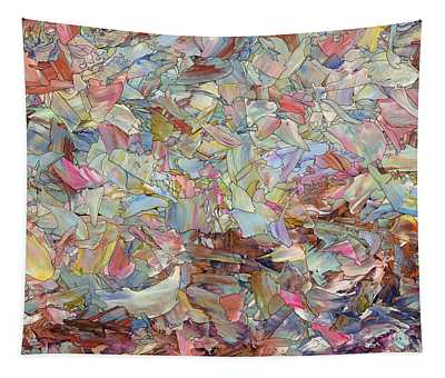 Fragmented Hill Tapestry
